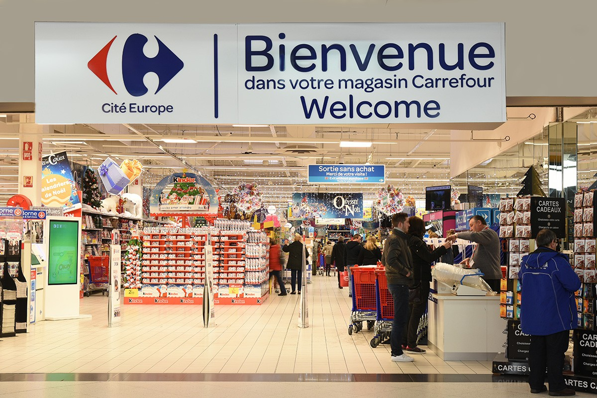vacances carrefour noel 2018 Carrefour – Shopping Centre Carrefour Cité Europe vacances carrefour noel 2018