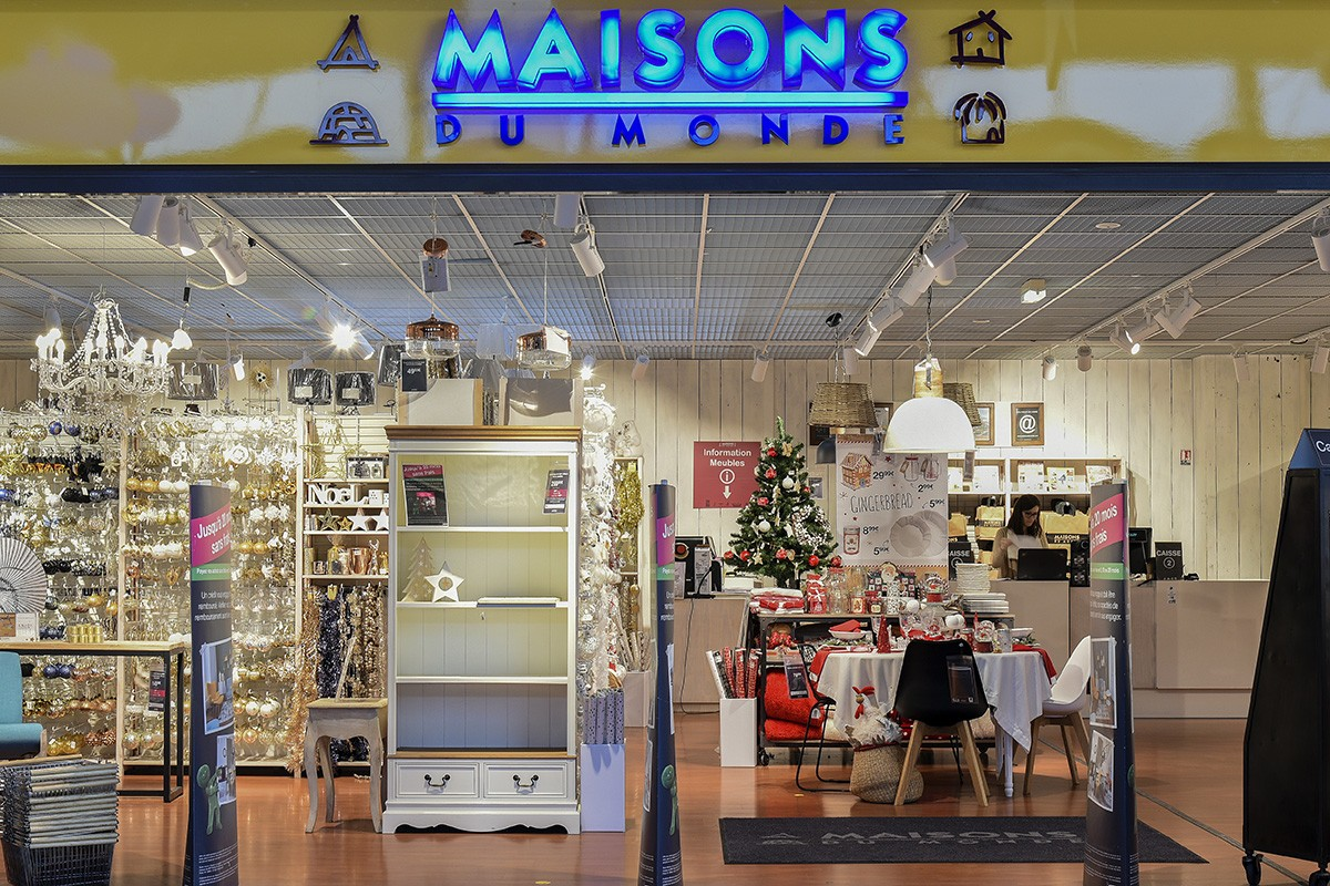 Maisons du monde shopping centre carrefour cit europe for Maison du monde uccle